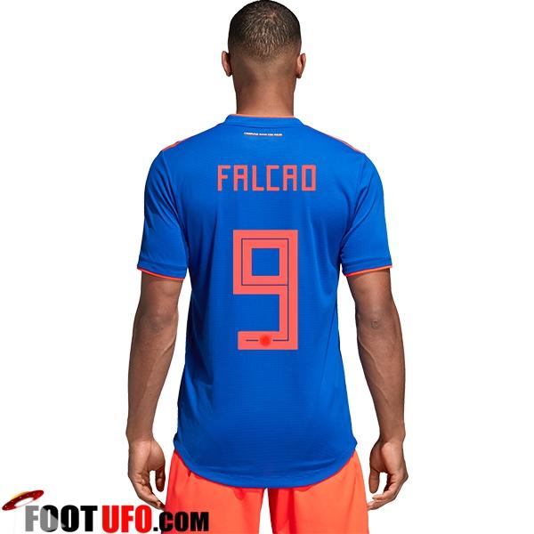 nouveau maillot colombie coupe du monde 2018 falcao 9 domicile vente fiable. Black Bedroom Furniture Sets. Home Design Ideas