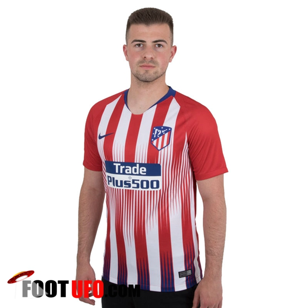 Maillot de Foot Atletico Madrid Domicile 2018/2019