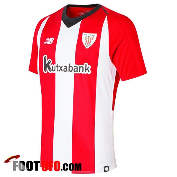 Maillot de Foot Athletic Bilbao Domicile 2018/2019