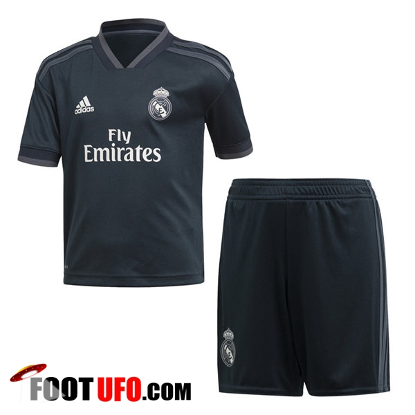 Maillot de Foot Real Madrid Enfants Exterieur 2018/2019
