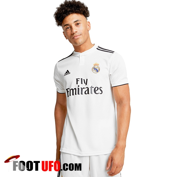 Maillot de Foot Real Madrid Domicile 2018/2019