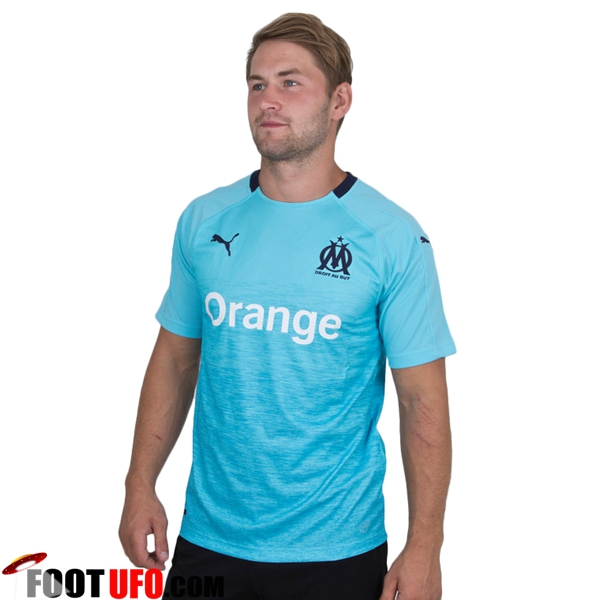 Maillot de Foot Marseille OM Third 2018/2019