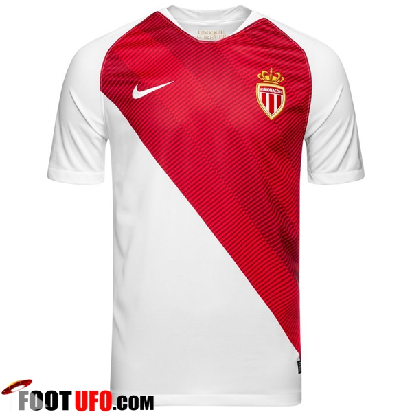Maillot de Foot AS Monaco Domicile 2018/2019