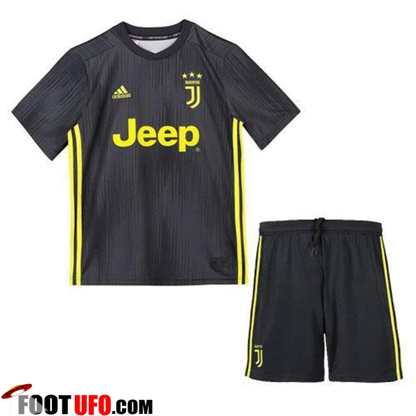 Maillot de Foot Juventus Enfants Third 2018/2019