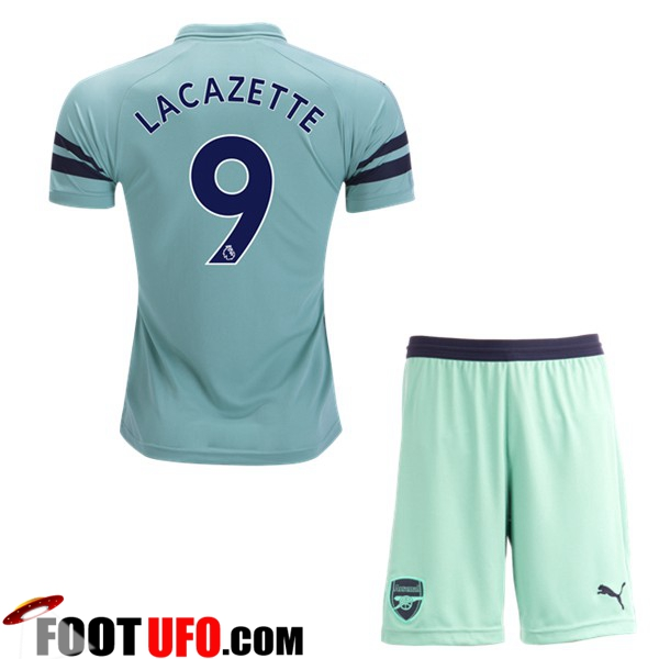 Maillot Arsenal (LACAZETTE 9) Enfants Third 2018/19