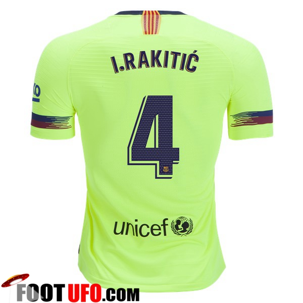 Maillot Extérieur FC Barcelona I. Rakitić