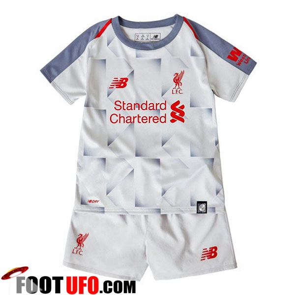 Maillot FC Liverpool Enfants Third 2018/19