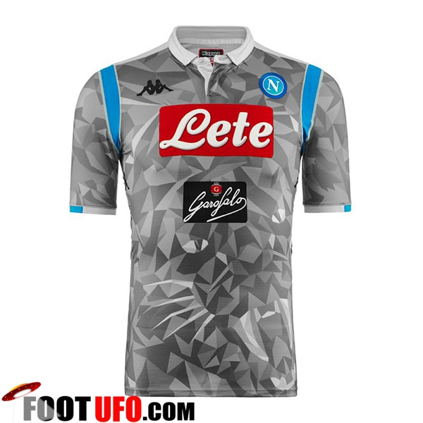 Maillot de Foot SSC Naples Third 2018/2019