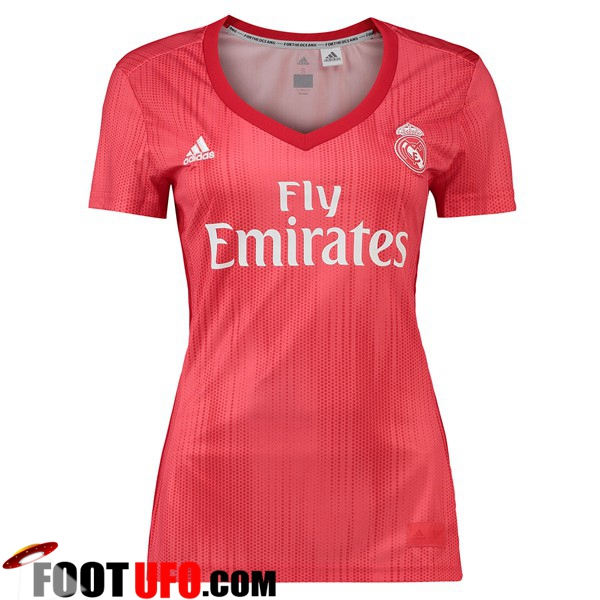 Maillot de Foot Real Madrid Femme Third 2018/2019