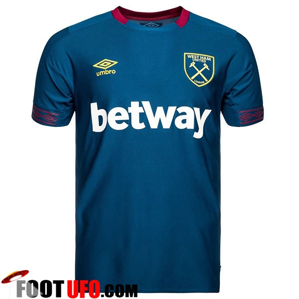 Maillot de Foot West Ham Exterieur 2018/2019