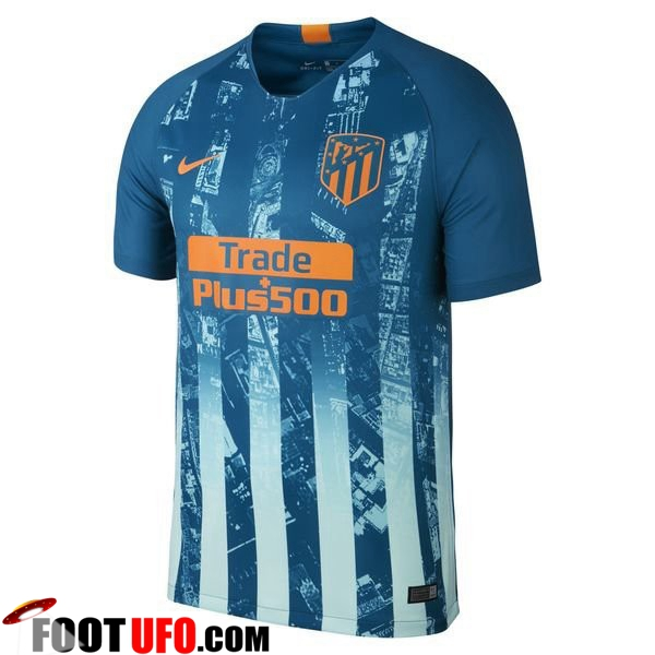 Maillot de Foot Atletico Madrid Third 2018/2019