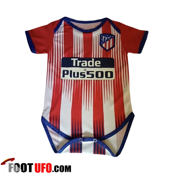 Maillot de Foot Atletico Madrid Bebe Domicile 2018/2019
