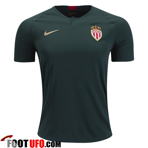 Maillot de Foot AS Monaco Exterieur 2018/2019