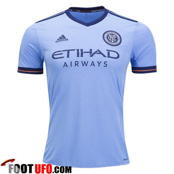 Maillot de Foot New York City FC Domicile 2018/2019
