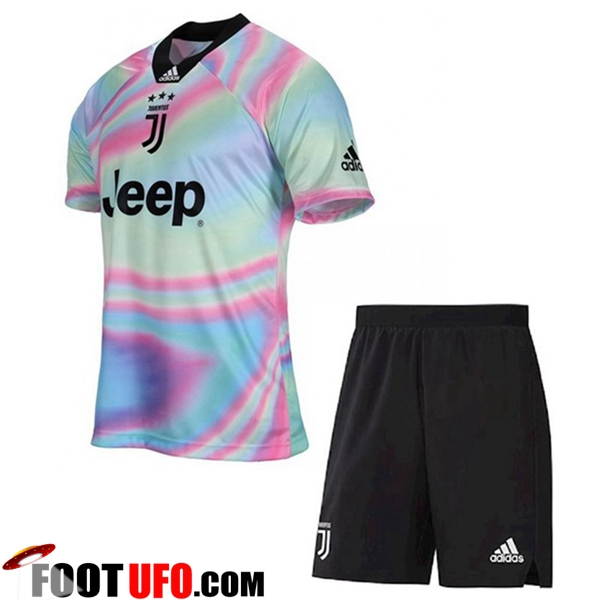 Maillot de Foot Juventus Enfants Adidas X EA Limited Edition
