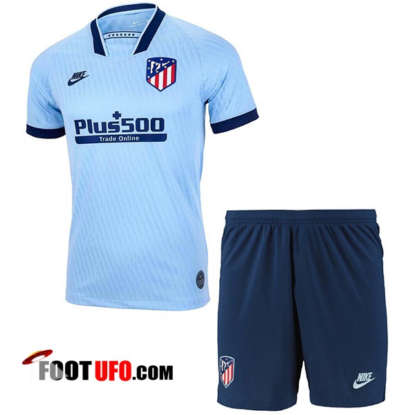 Maillot de Foot Atletico Madrid Enfants Third 2019/2020