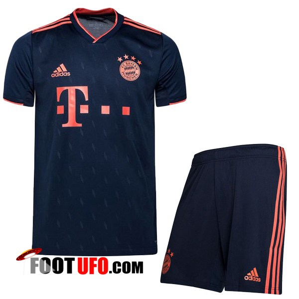 Ensemble Maillot de Foot Bayern Munich Third 2019/2020