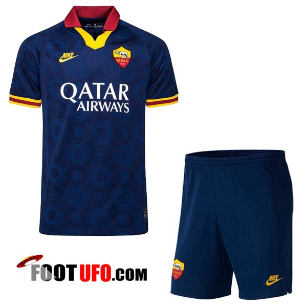 Nouveaux: 11Foots-fr Ensemble Maillot de Foot AS Roma Third 2019/2020