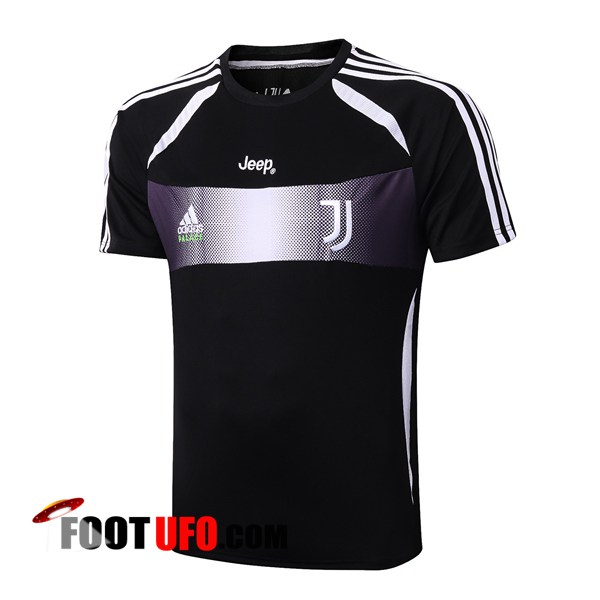 Training T-Shirts Juventus Adidas × Palace Collabore Edition Noir 2019/2020