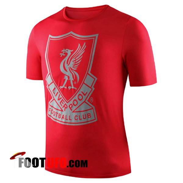 Training T-Shirts Liverpool Rouge 2019/2020