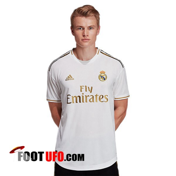 Maillot de Foot Real Madrid Domicile 2019/2020