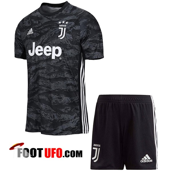Maillot de Foot Juventus Enfants Gardien de but 2019/2020