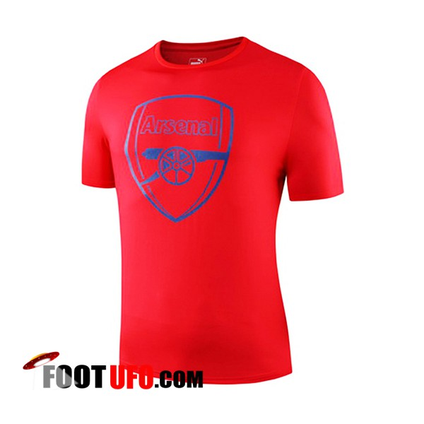 Training T-Shirts Arsenal Rouge 2019/2020