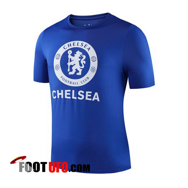 Training T-Shirts FC Chelsea Bleu 2019/2020