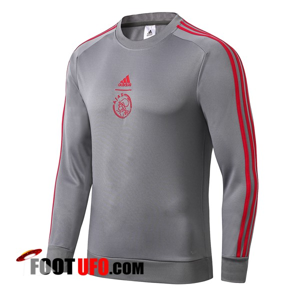 Sweatshirt Training AFC Ajax Gris 2019/2020
