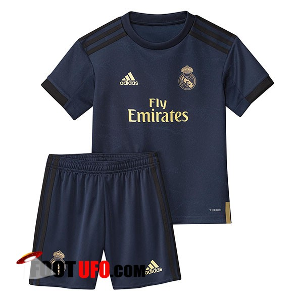 Maillot de Foot Real Madrid Enfants Exterieur 2019/2020