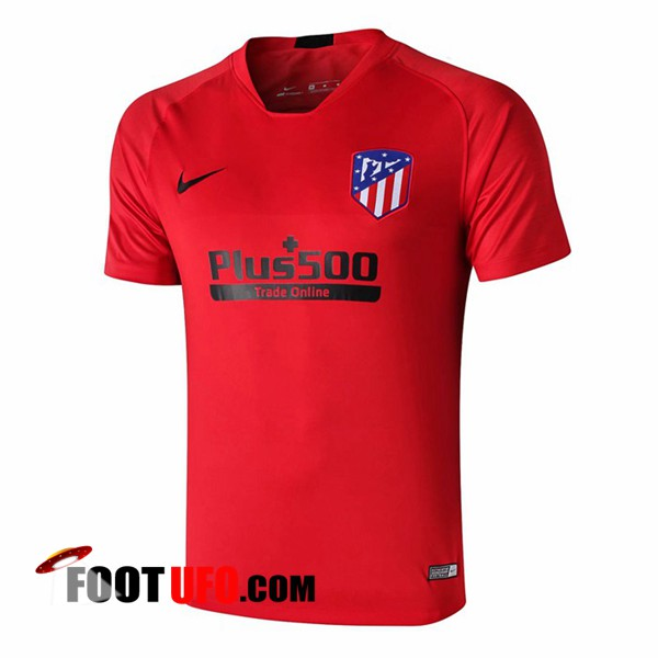 Training T-Shirts Atletico Madrid Rouge 2019/2020