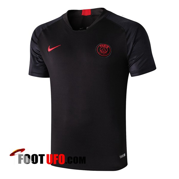 Training T-Shirts PSG Noir 2019/2020