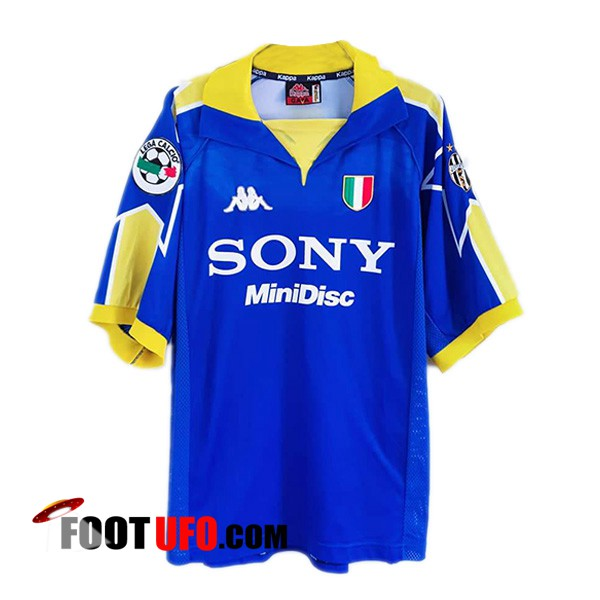 Maillot de Foot Juventus Third 1997/1998