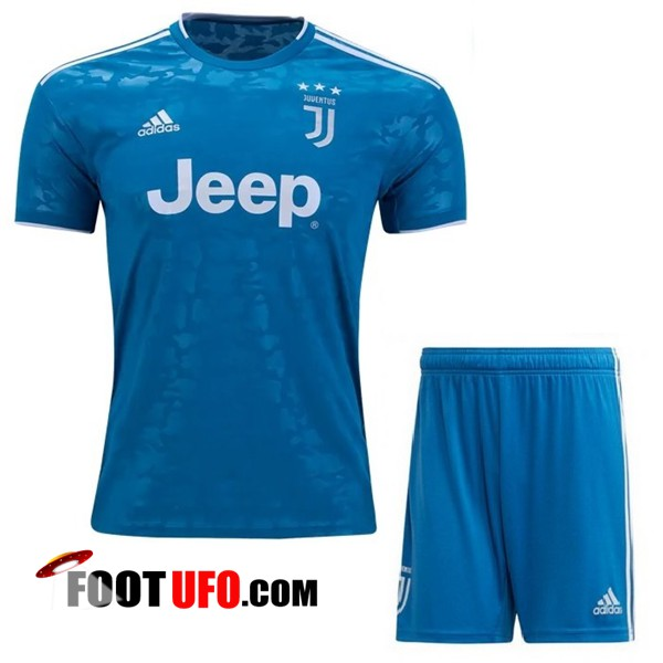 Maillot de Foot Juventus Enfants Third 2019/2020