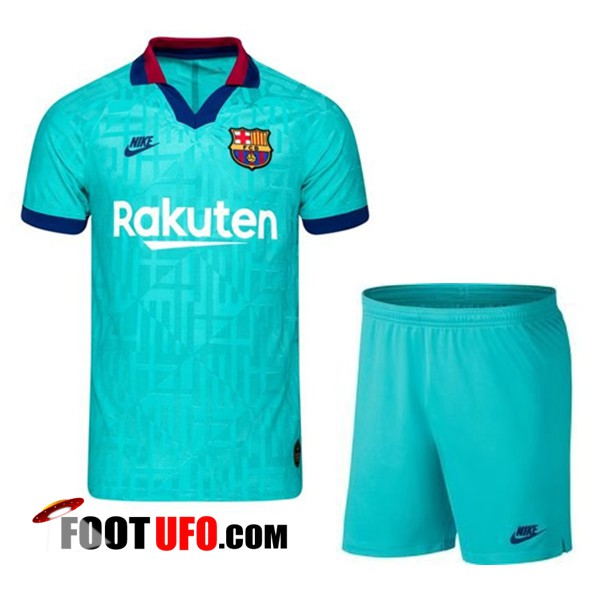 Maillot de Foot FC Barcelone Enfants Third 2019/2020