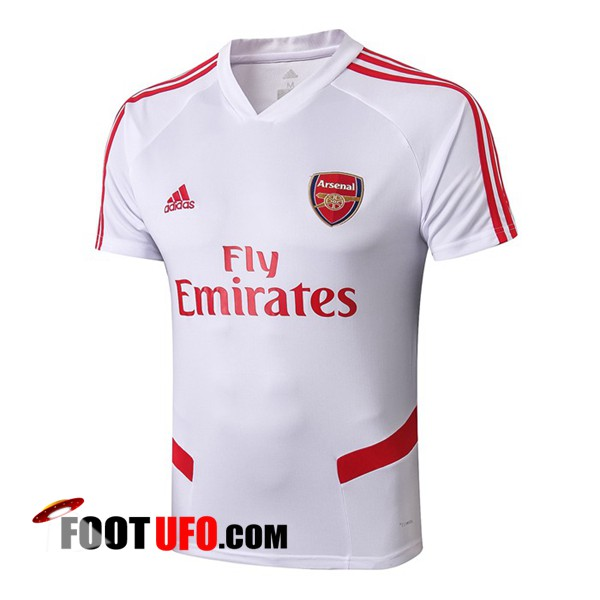 Training T-Shirts Arsenal Blanc 2019/2020
