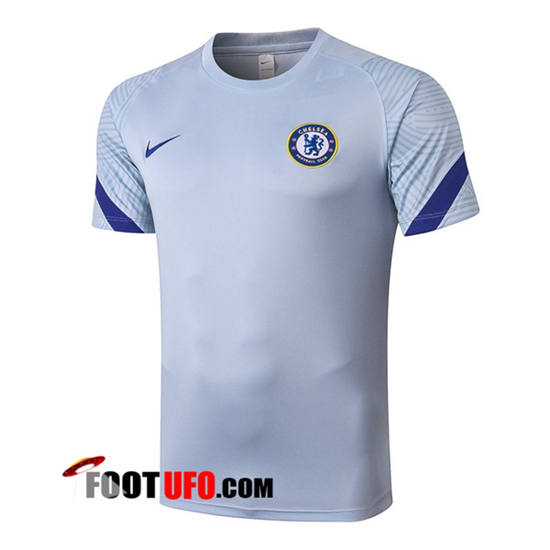 Training T-Shirts FC Chelsea Gris 2020/2021