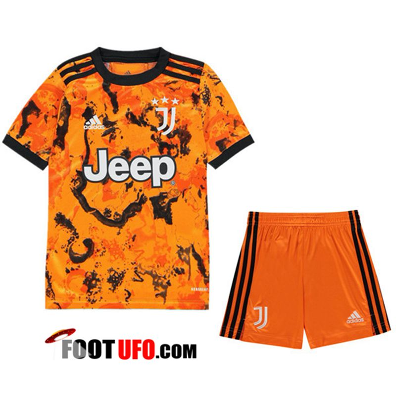Maillot de Foot Juventus Enfant Third 2020/2021
