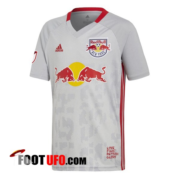 Maillot de Foot New York Red Bulls Domicile 2019/2020