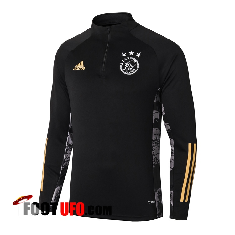 Sweatshirt Training AFC Ajax Noir 2020/2021