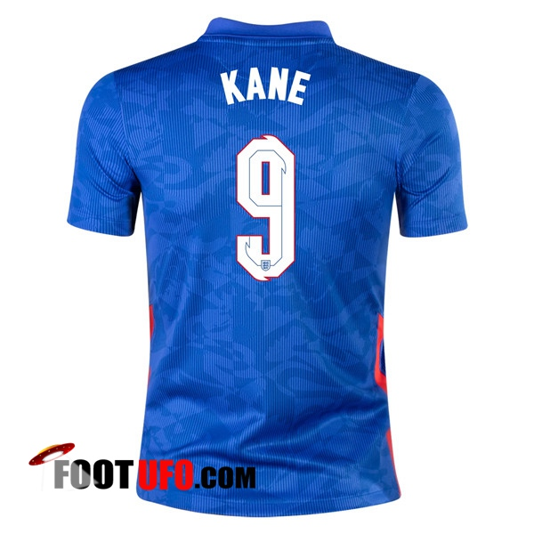 11Foots-fr Maillot Equipe Foot Angleterre (Kane 9) Exterieur 2020/2021