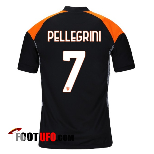 11Foots-fr Maillot de Foot AS Roma (PELLEGRINI 7) Third 2020/2021