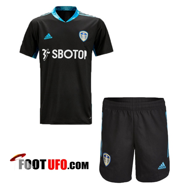 11Foots-fr Maillot de Foot Leeds United Enfant Gardien de But 2020/2021