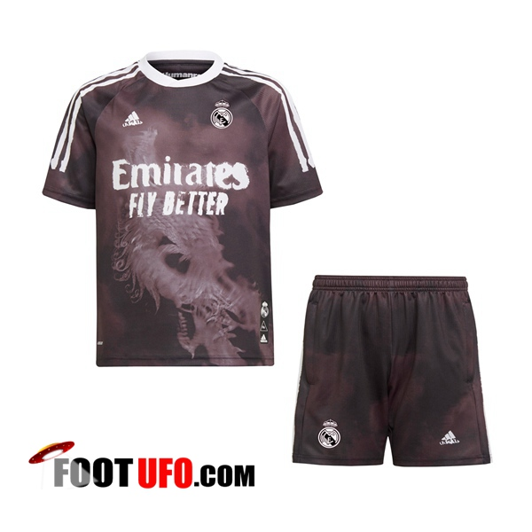 Maillot Real Madrid Human Race x Pharrell Enfant 2021