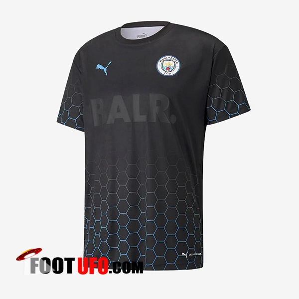 11Foots-fr Maillot de Foot Manchester City Balr 2020/2021