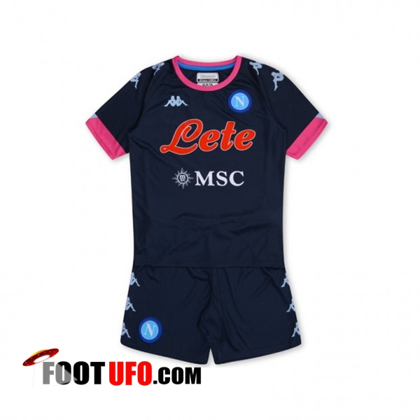 Maillot de Foot SSC Naples Enfant Third 2020/2021