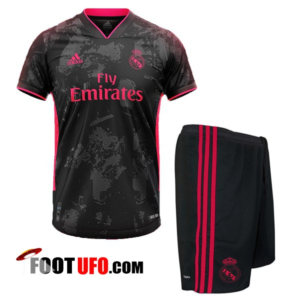 Maillot de Foot Real Madrid Enfants Third Version Fuite 2020/2021