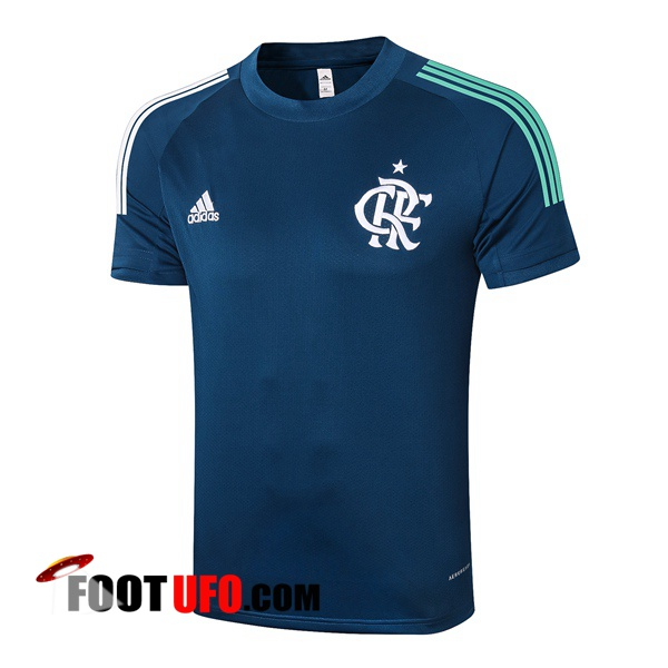 Training T-Shirts Flamengo Bleu Royal 2020/2021