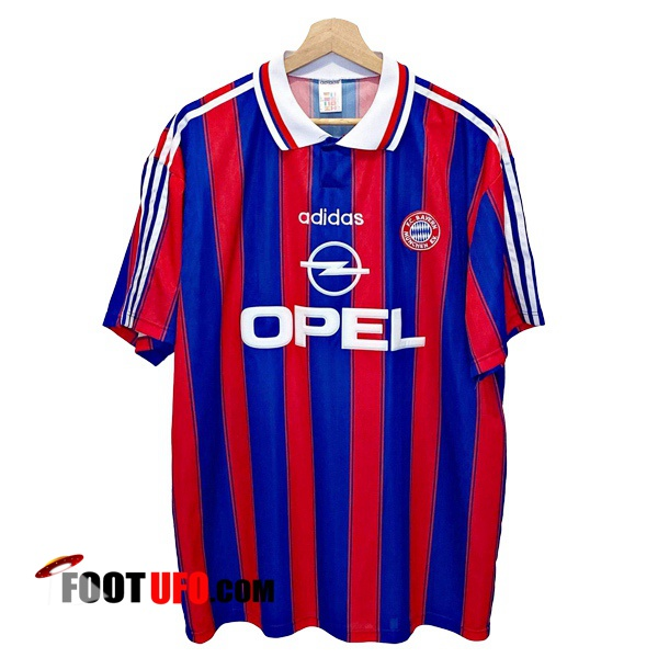 Retro: 11Foots-fr Maillot de Foot Bayern Munich Domicile 1995/1997