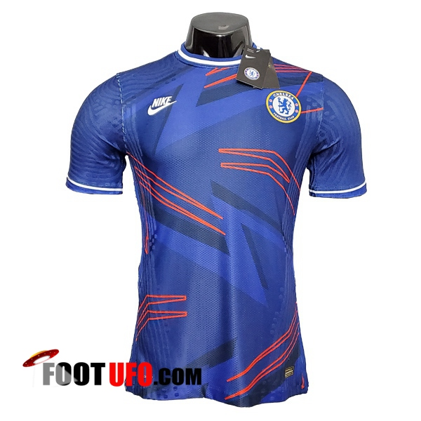 Training T-Shirts FC Chelsea Bleu 2020/2021
